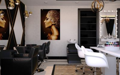 Salon de coiffure : bien choisir son mobilier